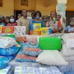 Achimota District Donates To Orphanage