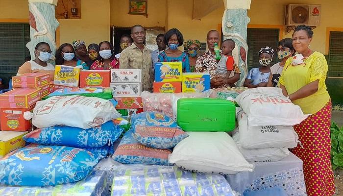 Achimota District Donates To Orphanage