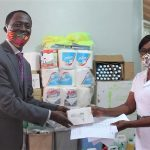 Bogoso Area Donates PPEs To Three Health Facilities