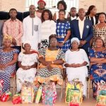 Widows, Aged At Calvary Central Assembly Receive Surprise Package