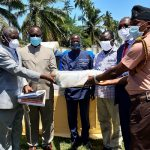 Cape Coast Area Donates PPEs To UCC, Ankaful Maximum Prison