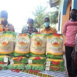 Atorkor District Donates Food To The Aged