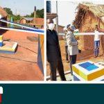 Hohoe Area Drills Borehole For Dzato Akura Community