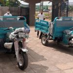 Sakumono District Donates Tricycles To Anyima, Amoma Districts
