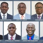 Know Your Newly-Elected Executive Council Members