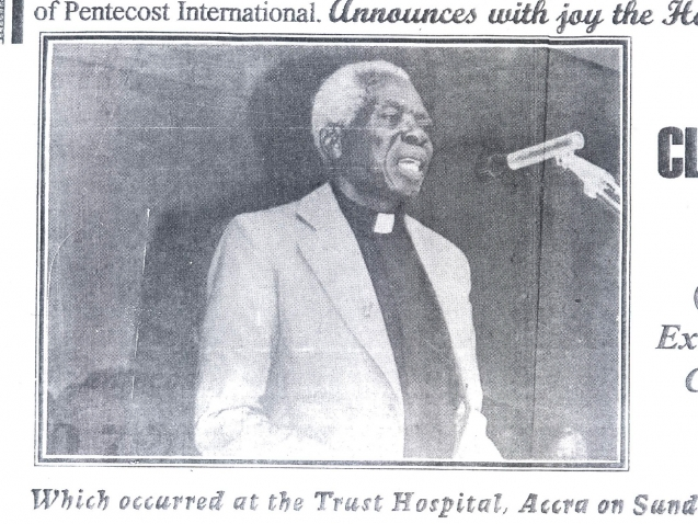 Apostle Clement Corley