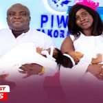 Couple Blessed With Twins After 10 Years of Marriage