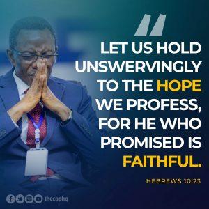 Fight your battles through prayer