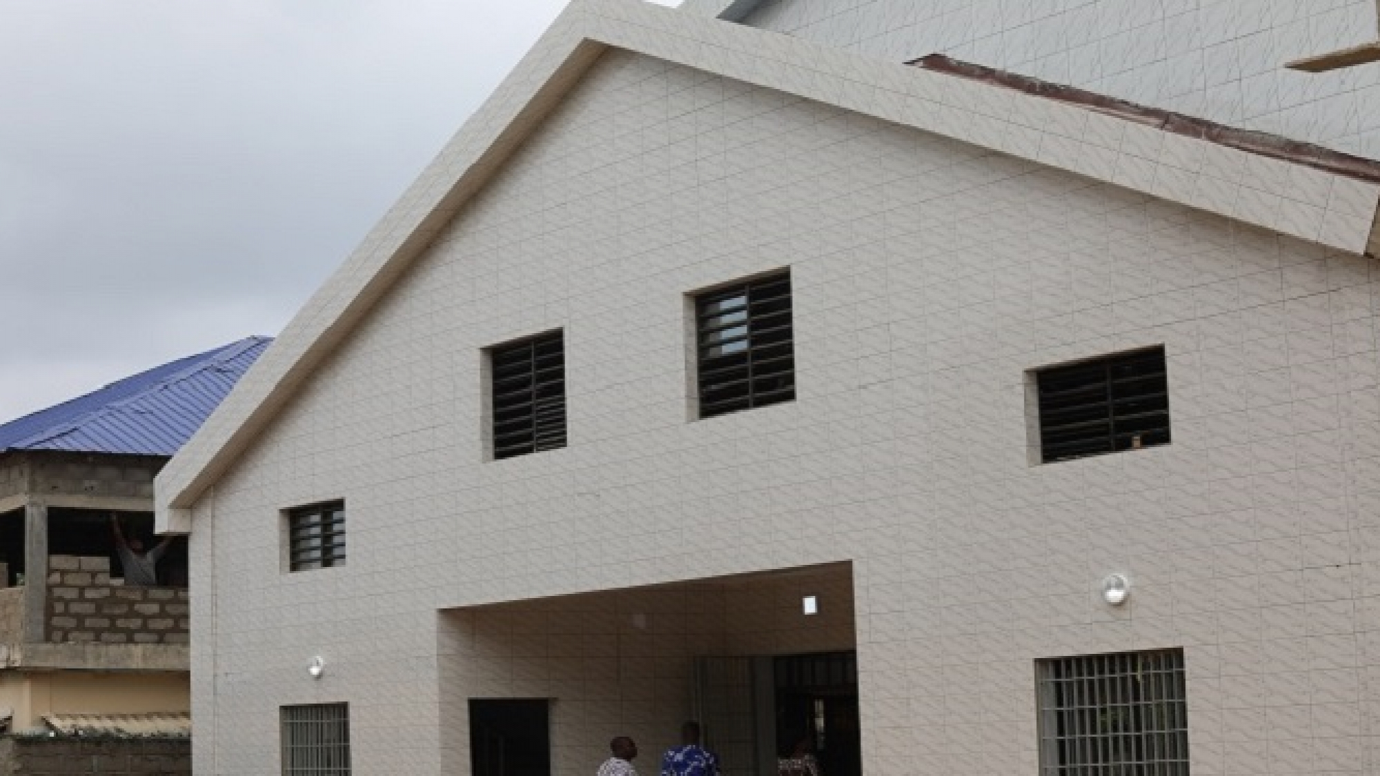 IMD Dedicates Adidogome Central Temple In Togo