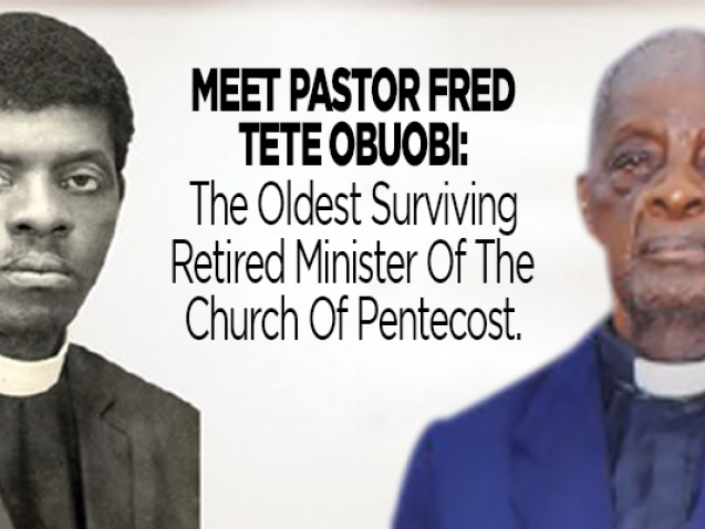 Meet Pastor Fred Tete Obuobi