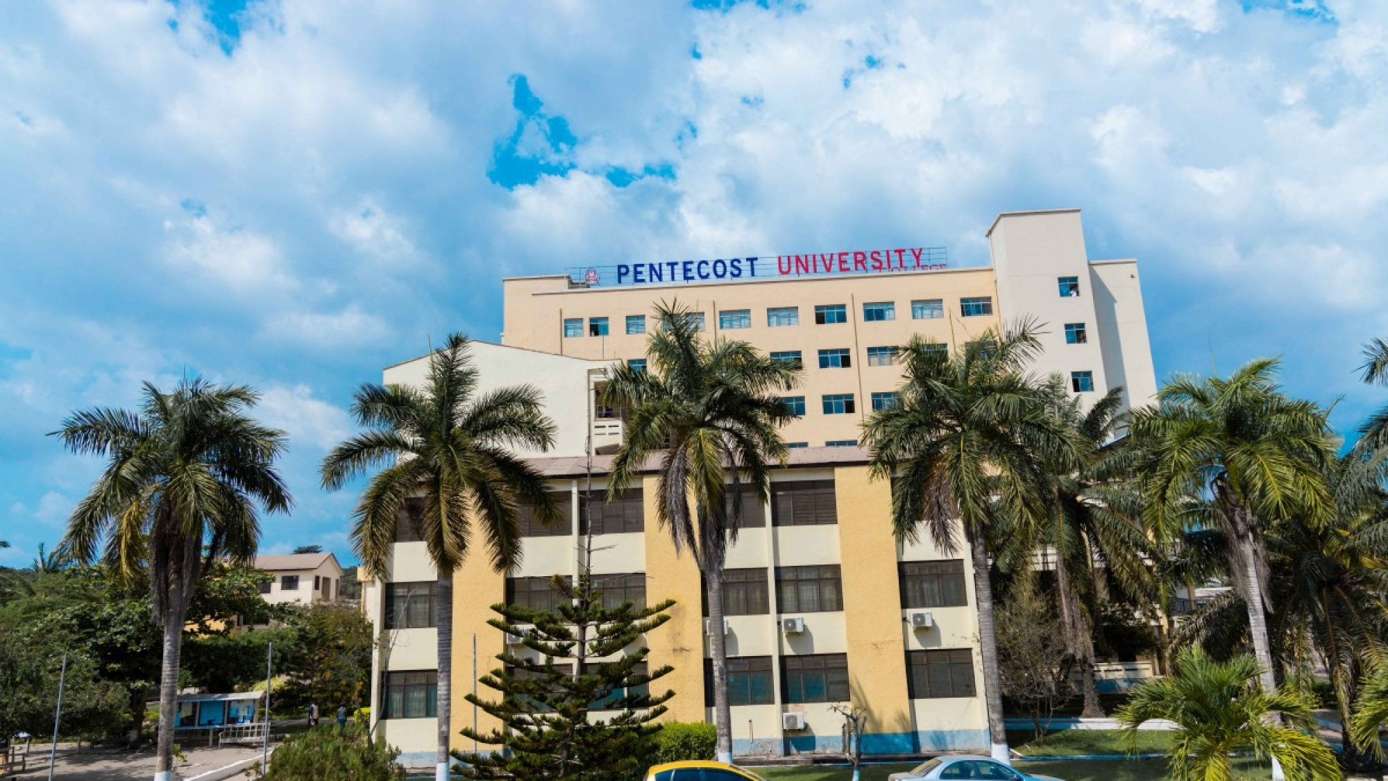 Pentecost University A Vision In Progress!