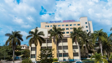Pentecost University A Vision In Progress!