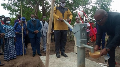 The Church Of Pentecost Constructs Boreholes For 2 Communities In Wa West District