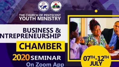 Youth Ministry Holds Business, Entrepreneurship Summit
