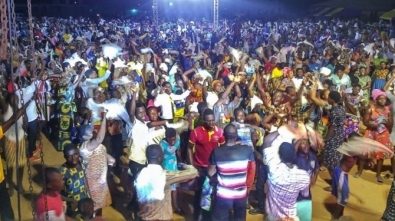 """Sogakope For Christ"" Crusade Yields 125 Souls"