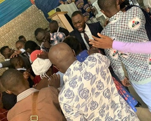 7 Receive Instant Healing During PENSA International Rwanda Mission