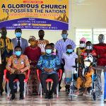 Don't Discriminate Against Persons With Disabilities – Overseer Alexander Nyame