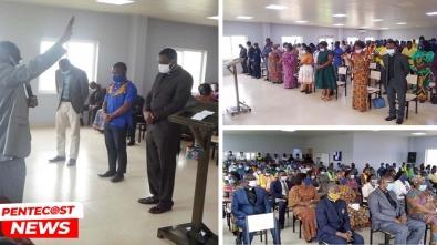 KCARP Chaplaincy Committee Inaugurated1
