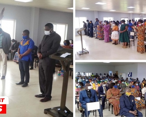 KCARP Chaplaincy Committee Inaugurated1
