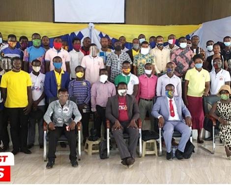 Kintampo Area Youth Ministry Holds Prayer Retreat -PIX