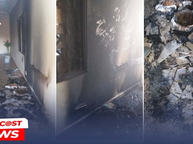 2 Pastors And Their Families Saved From Fire Outbreak pix1