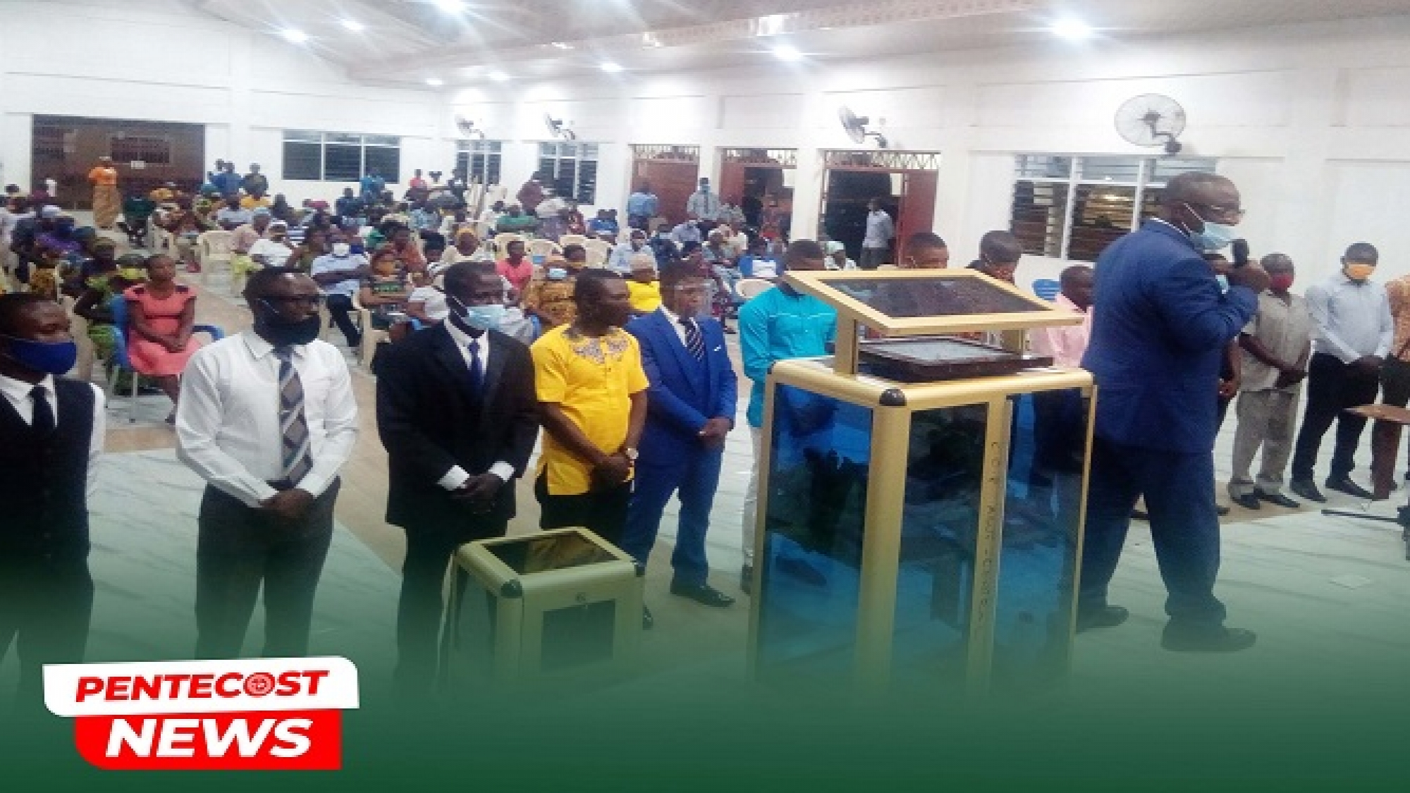 Asutsuare District Ordains 29 Officers pix1