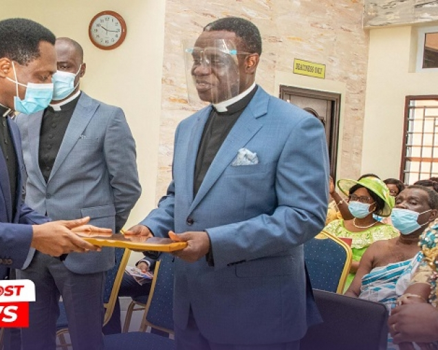 Chairman Extols Evangelist Asiamah As He Retires From Full-Time Ministry (002)1