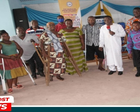 Juapong District Holds Non-Denominational Seminar For Persons With Disabilities 1