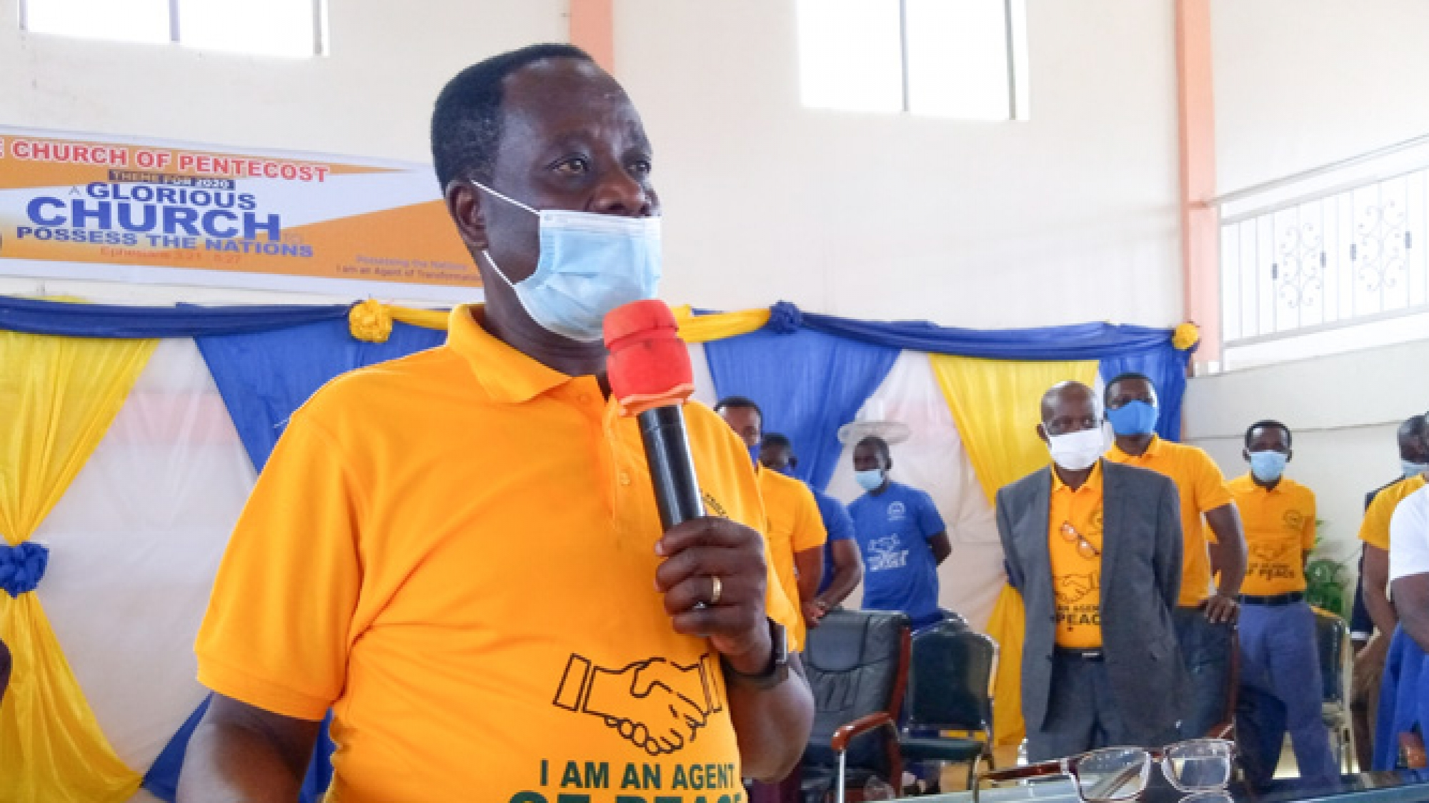 Mampong Area Launches Peace Campaign