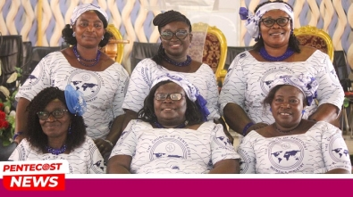 New Tafo Area Honours Outgone Area Women's Ministry Executives pix 1