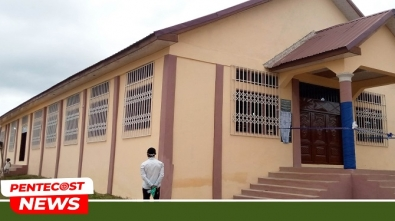 Peniel Assembly In Wiamoase District Dedicates Church Building 1