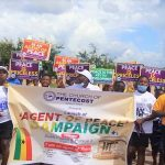 Sawla Area Embarks On 'Agent Of Peace' Campaign