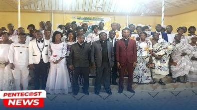 Zabrama District In Kintampo Area Holds Mass Wedding 1