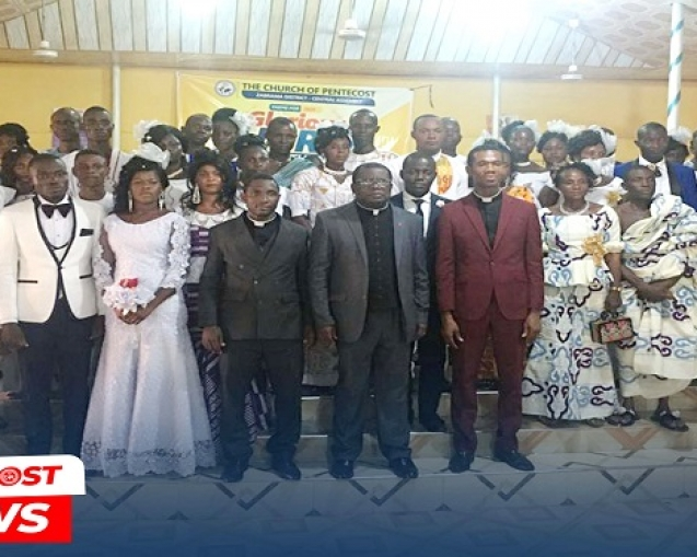 Zabrama District In Kintampo Area Holds Mass Wedding 1