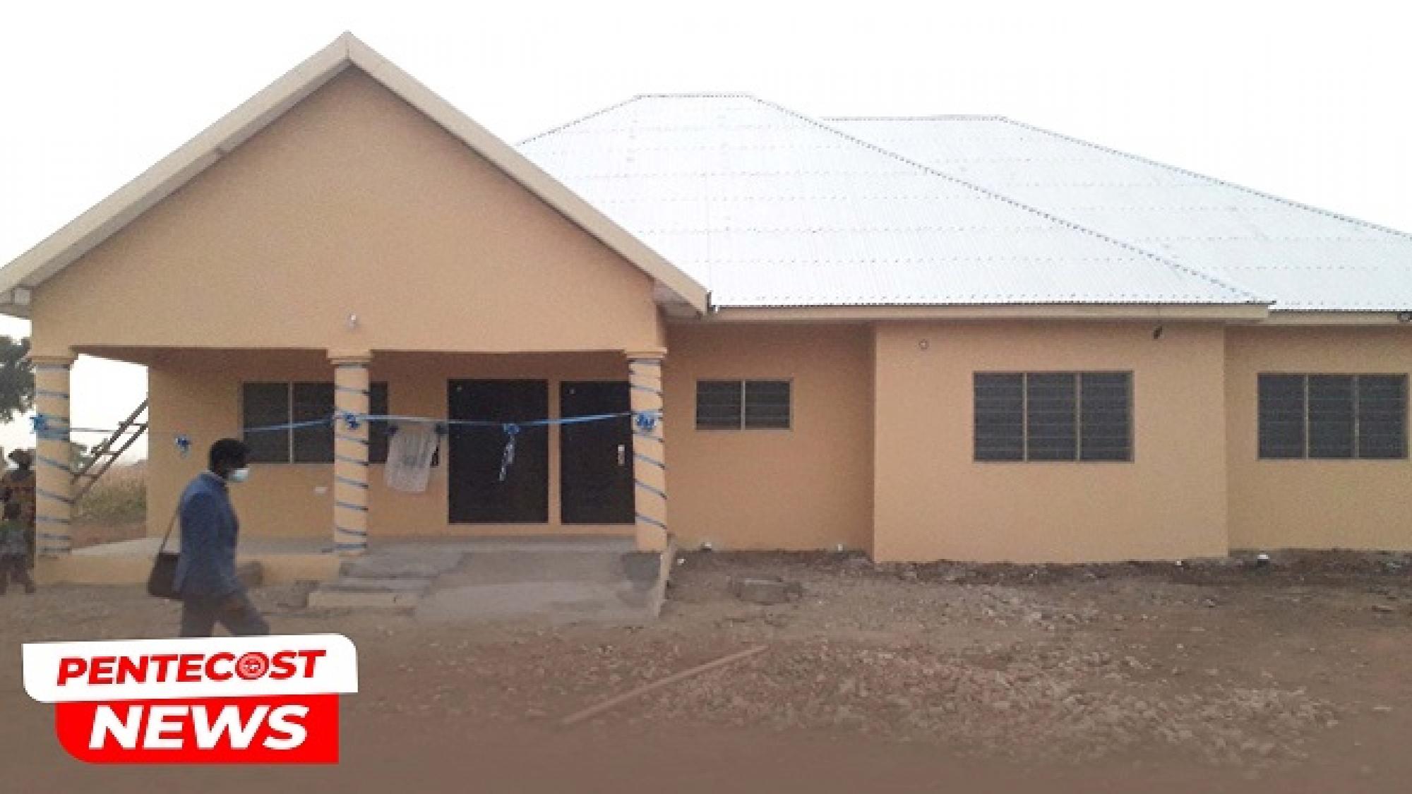 Aramkoliga District Inaugurated Mission House Dedicated2