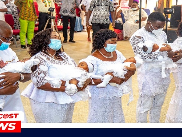 Couple Gives Birth To Quintuplet After 8 Years Of Childlessness (1)2
