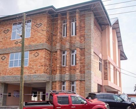 a-lang building
