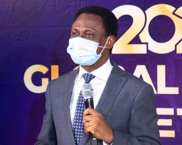 Chairman Unveils Theme For 2021 pix2