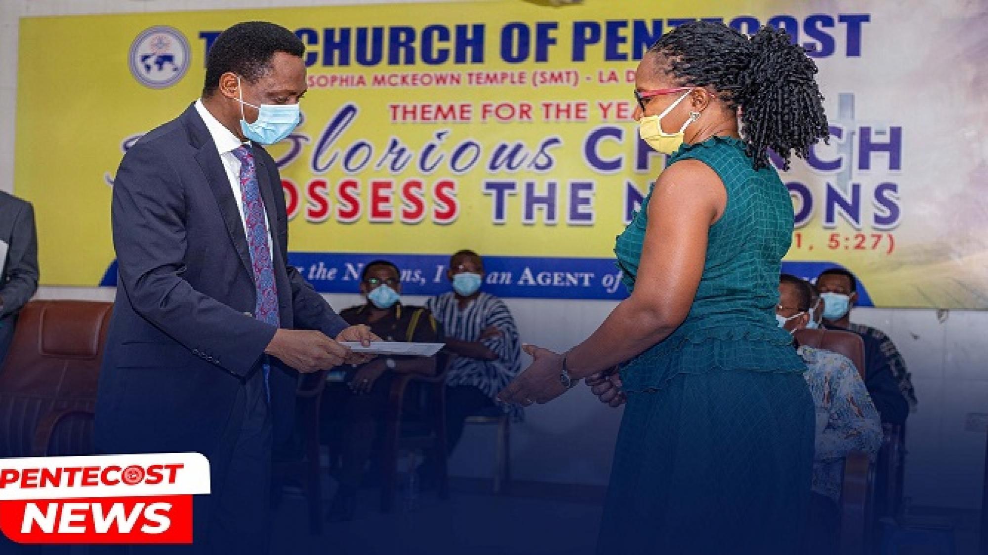 Henrietta Awuah, Millicent Ofosua Win 2020 Chairman's Best Worker Award (2)