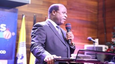 Apostle Dr Alfred Koduah pix story