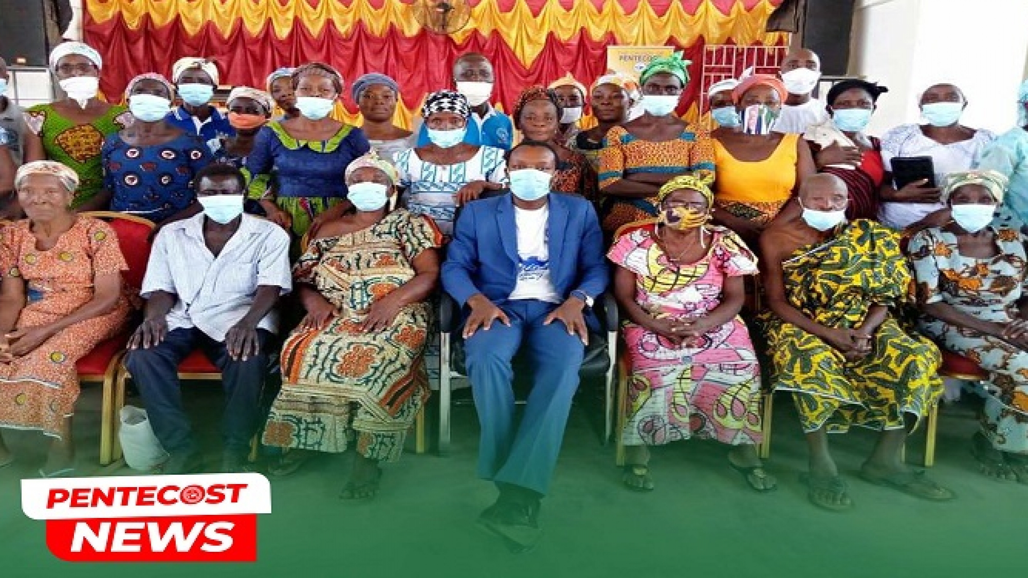 Atakora District Fetes The Aged, Physically Challenged (2)
