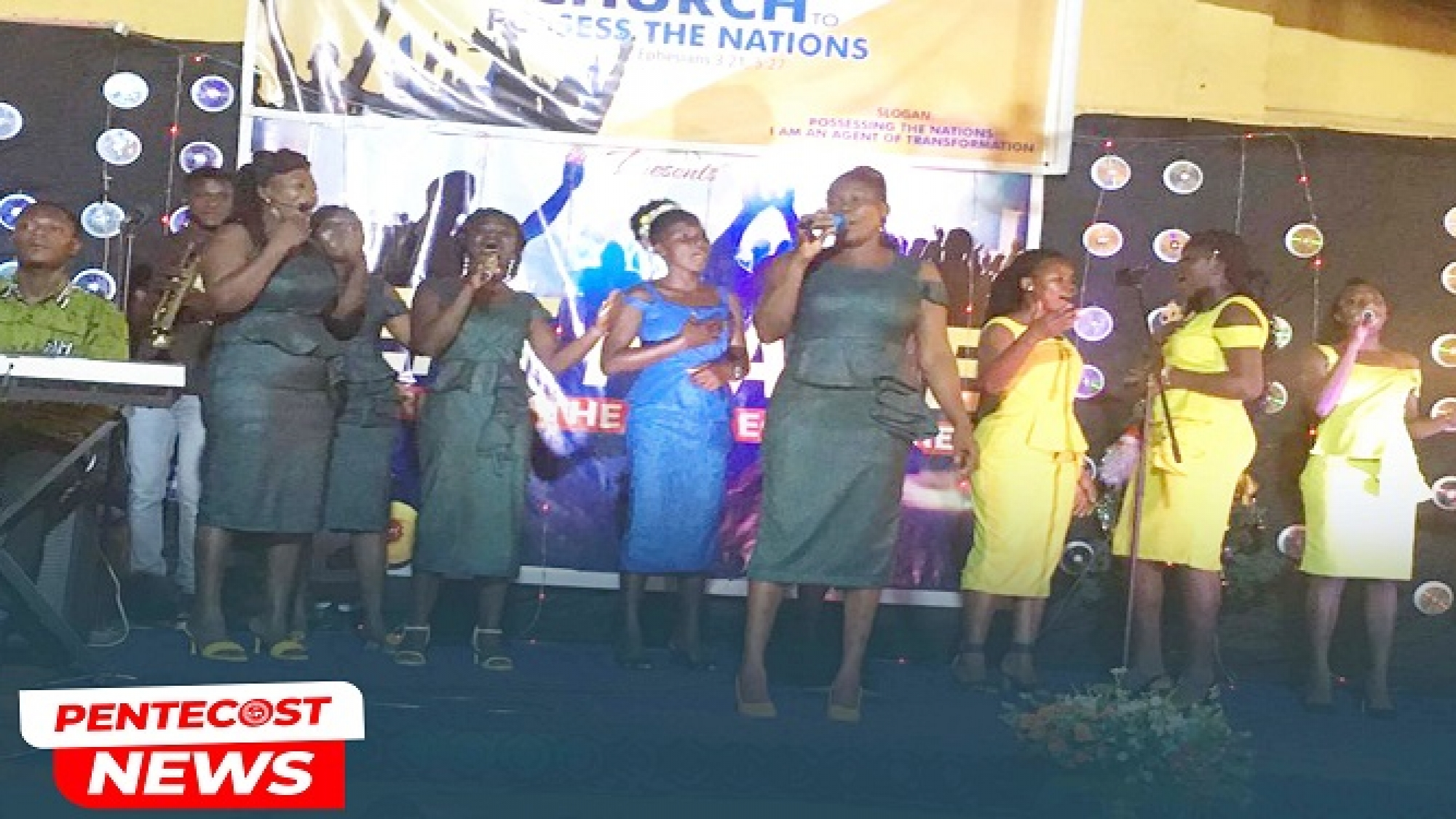 Kintampo Newtown English Assembly Holds Pent Praiz 20 1