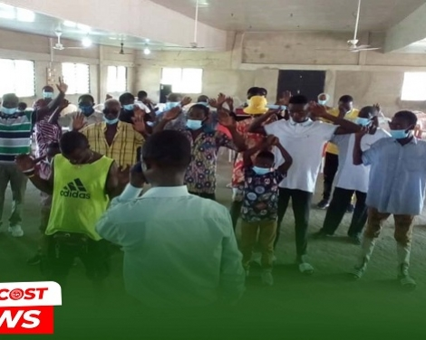 Old Tafo-Akim District Holds Maiden HUM Christmas Convention 1