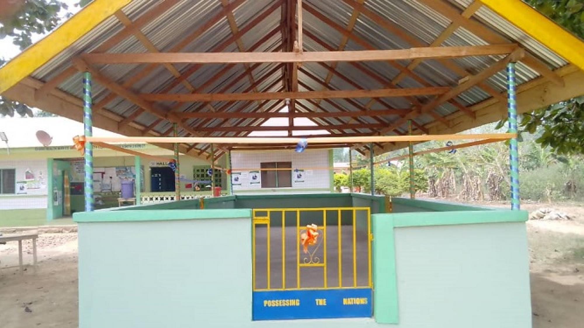 pavillion