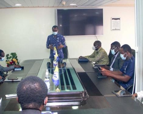 Children's Ministry National Training Team Inaugurated(1)