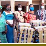 Djankrom District Donates To Missions