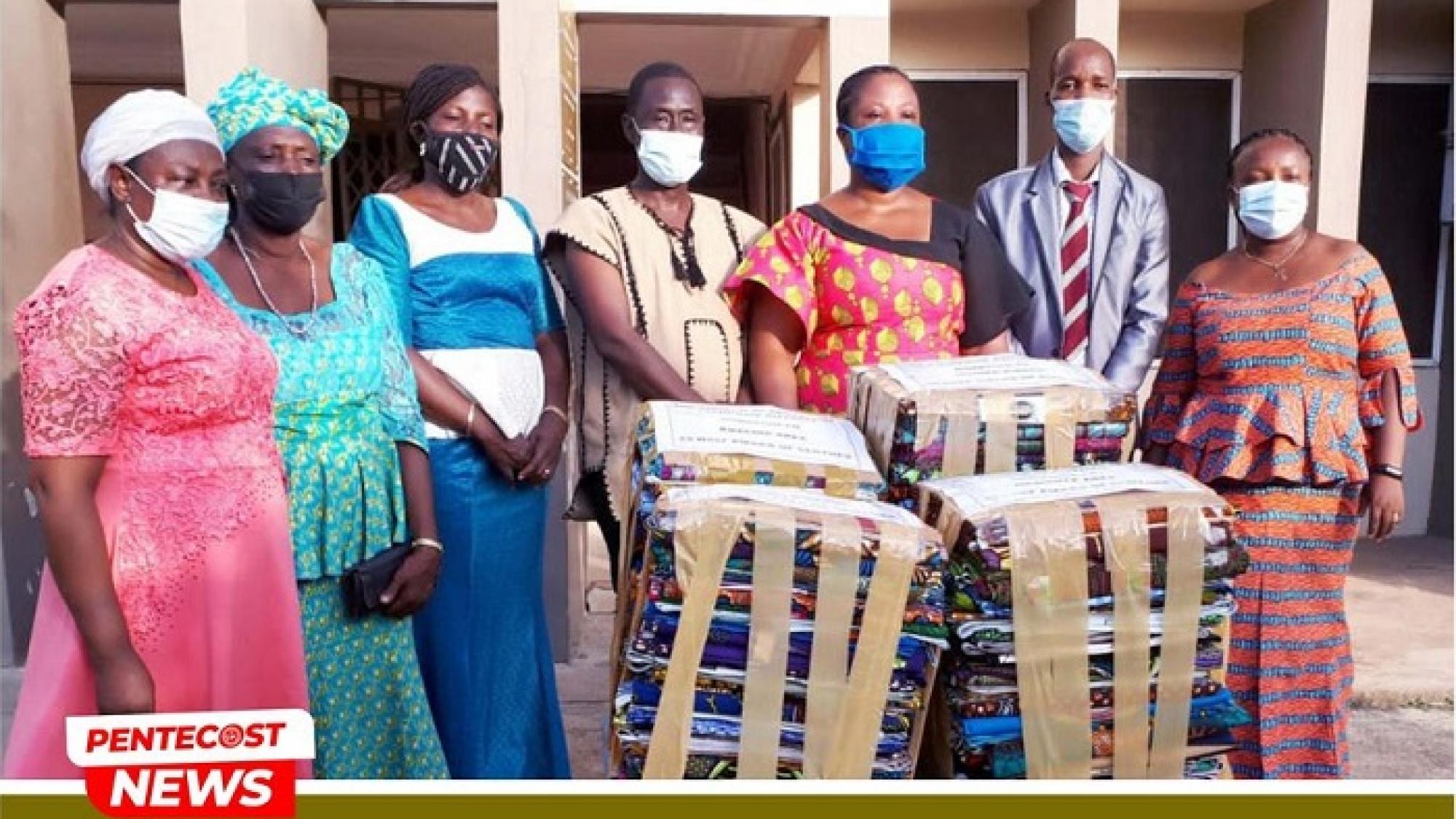 Djankrom District Donates To Missions 02
