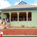 Akyease District Mission House Dedicated