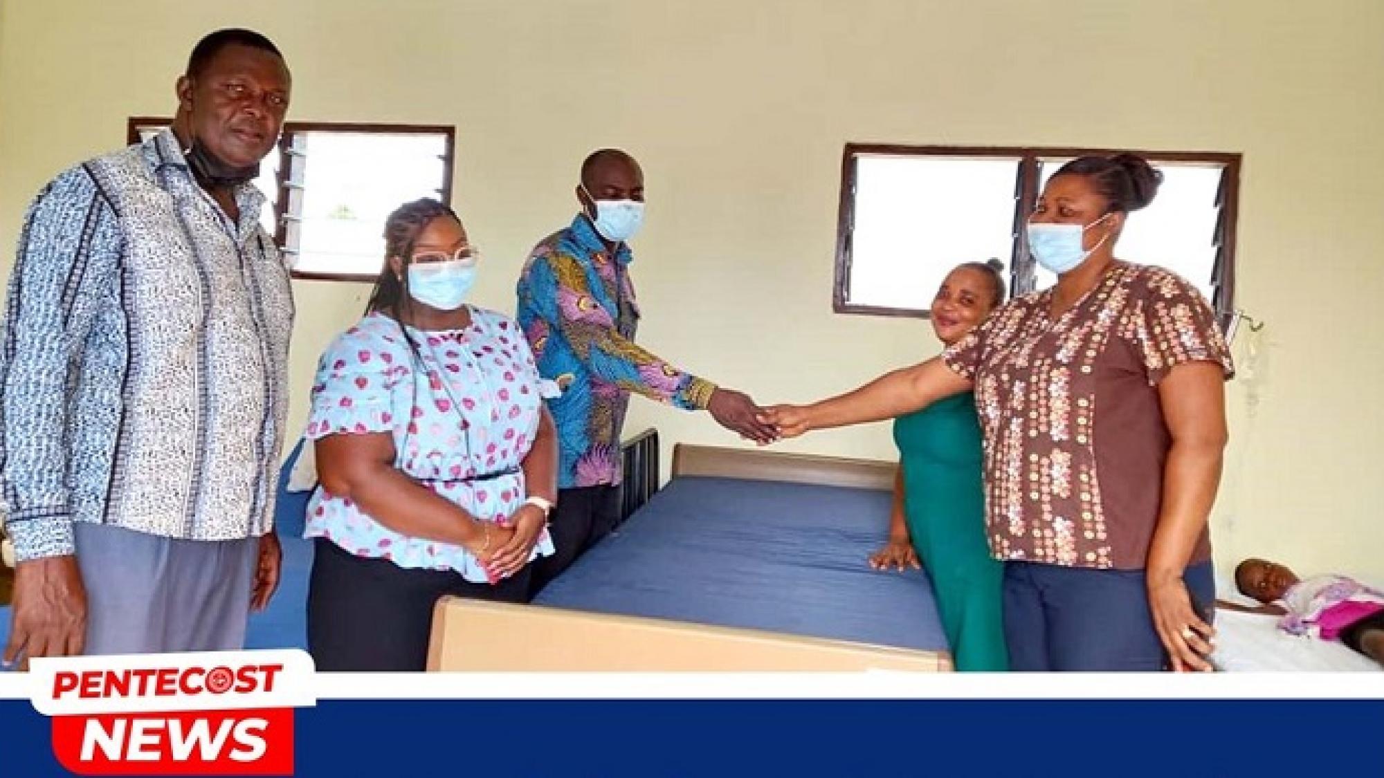PENTSOS Donates Hospital