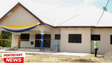 Twifo Agona District Mission House Dedicated 02